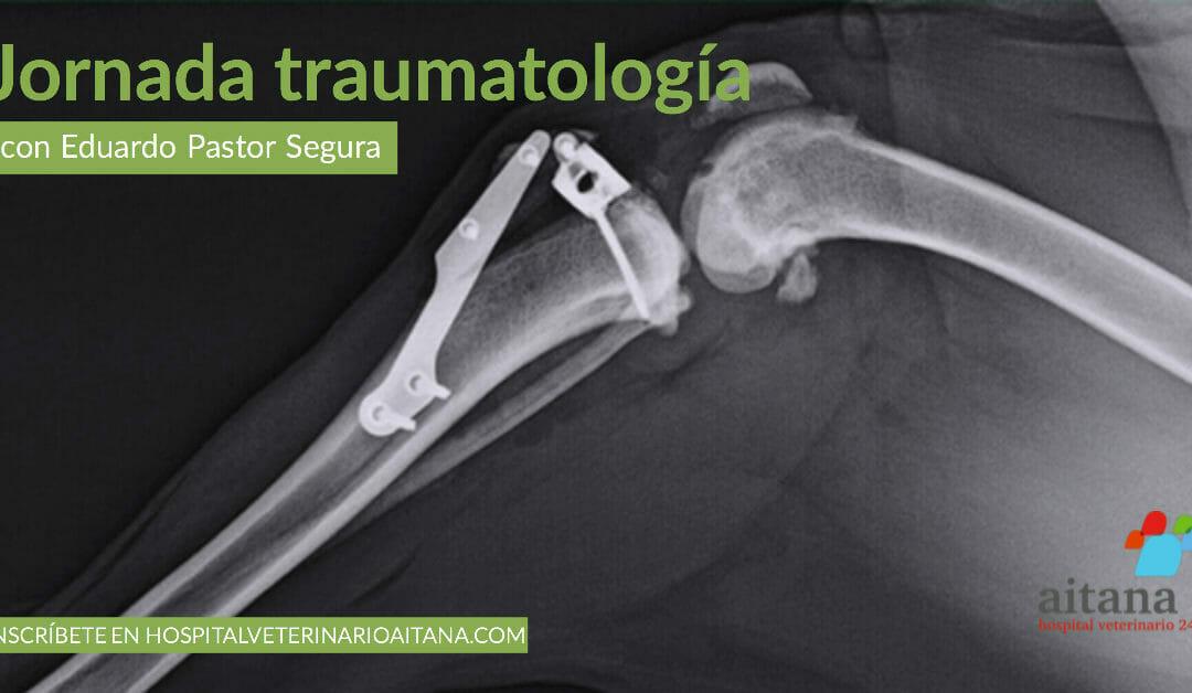 Jornada de traumatología y ortopedia veterinaria